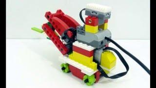 Torillo. Set básico Lego Wedo (9580)