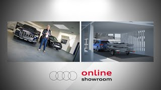 Audi Online Showroom – Audi SQ7 vs. Q7