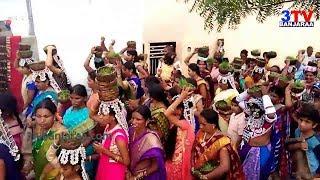 Gor Banjara Teej Celebrations at Dance at Sheripally Thanda ! Nalgonda // 3TV BANJARAA