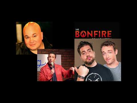 The Bonfire - Robert Kelly and Rich Vos