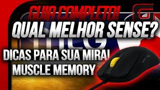 MELHORE SUA MIRA! Dicas / Muscle Memory / Mouse / Sensibilidade (Começando 2015 com TUDO)