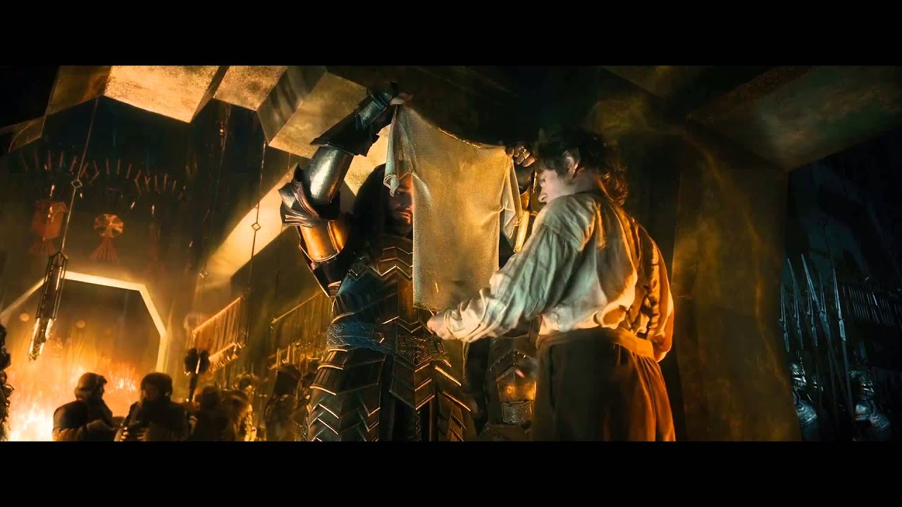 Don 2 Hd Wallpaper 1080p The Battle Of The Five Armies Bilbo S Mithril Shirt 1080p