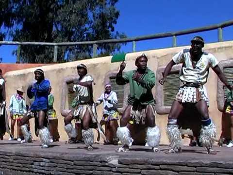 South Africa 31: Zulu War Dance