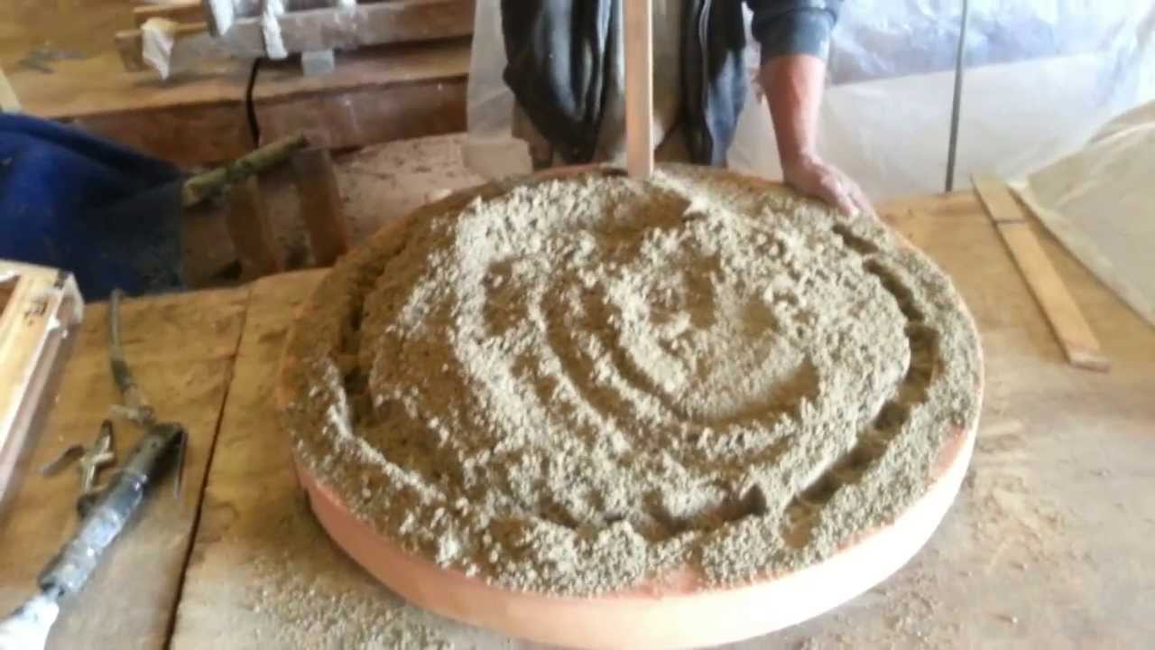 Making Dry Cast And Precast Concrete Ventura Cast Stone