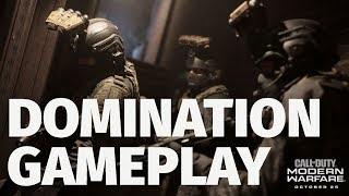 Domination on Gun Runner | CoD Modern Warfare