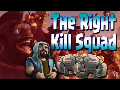 TH9 BEST HOG STRATEGY | Stoned or Shattered Guide | Kill Squad Design | Clash of Clans