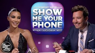 Download Show Me Your Phone w/ Kim Kardashian West Mp3 and Videos