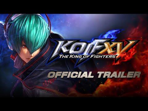 KOF XV|Official Trailer (4K)