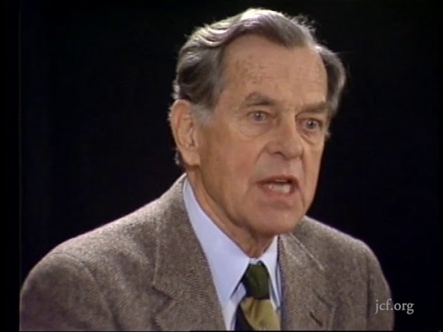 Joseph Campbell — Jung and the Persona System