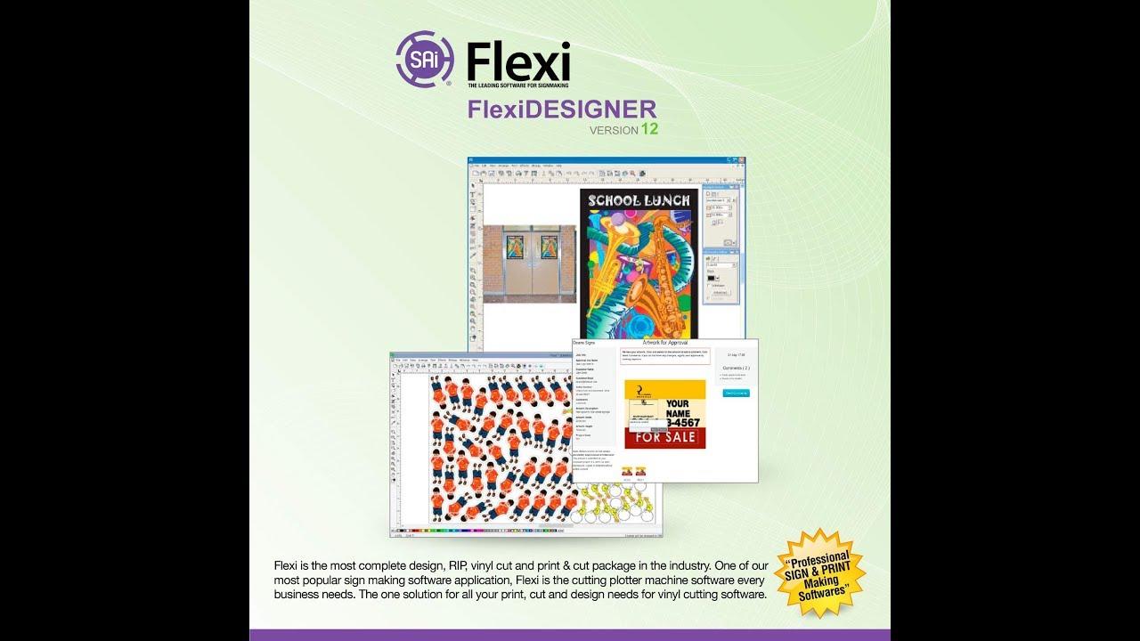 FlexiSIGN Pro.7.5 FULL Win 7 8  x86 x64