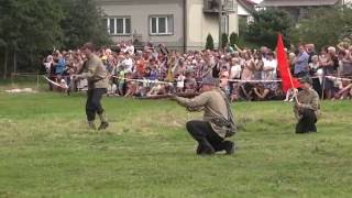 Plenerowe widowisko historyczne cz  II