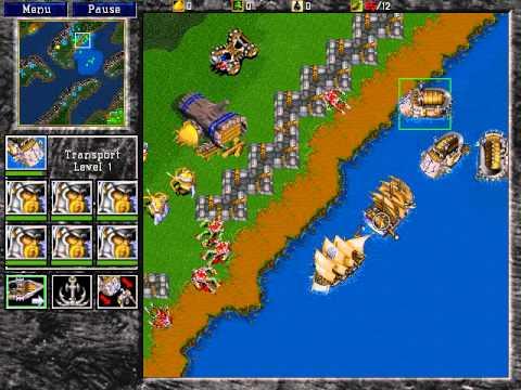 Let's Play Warcraft II - 011 - Break The Defenses
