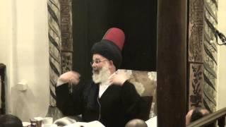 Karabaş-i Veli Tekkesi Mesnevi Sohbeti - 15 Şubat 2014