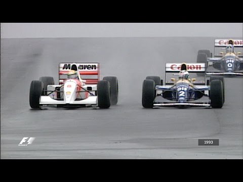 F1's Greatest Lap? Ayrton Senna at Donington 1993