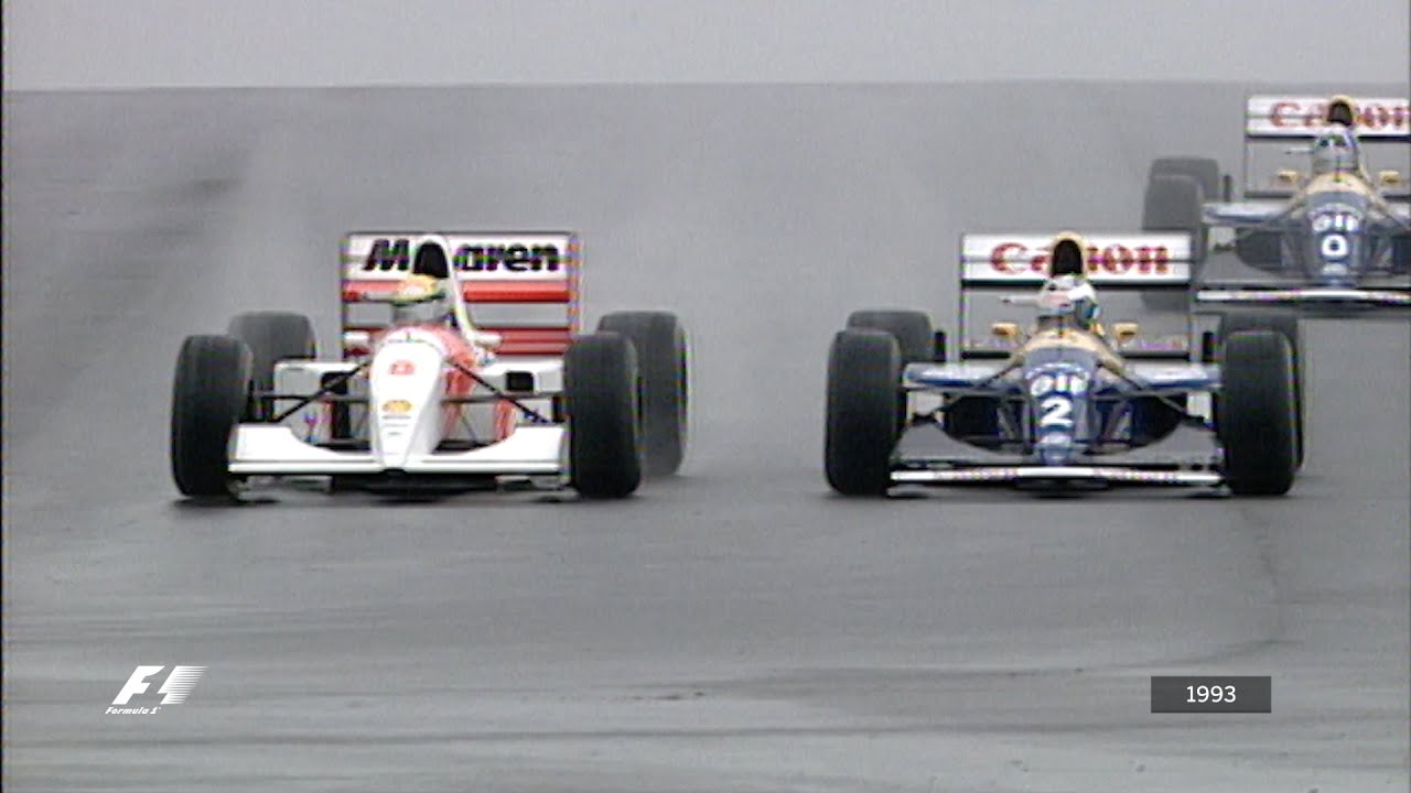 F1's Greatest Lap? Ayrton Senna at Donington 1993