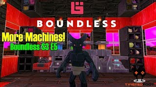 More Machines! | Boundless Let