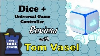 Dice Plus Review - with Tom Vasel