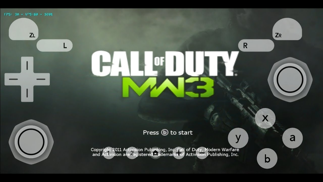 How To Download Call Of Duty Modern Warfare 3 Wii Game On Android
