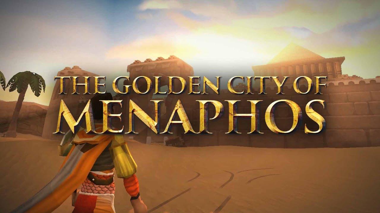 Menaphos Runescape gold