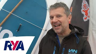 Launching your boat - Boating Life Hacks - with Moth Sailor Mike Lennon