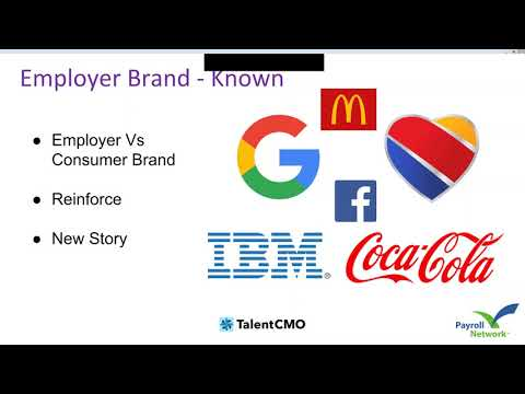 TalentCMO: Recruiting is Marketing-Building Your Employer Brand