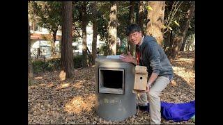 小さな巣箱と大きな巣箱