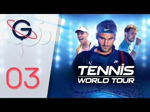 TENNIS WORLD TOUR FR #3