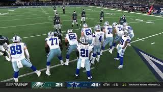 the Cowboys assert their dominance
