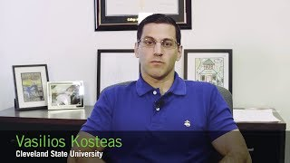 Vasilios Kosteas - Office of Research - Cleveland State University