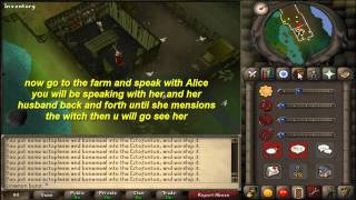 Runescape 2007 Servers - Animal Magnetism Quest guide
