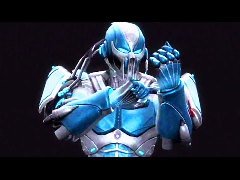 "CYBER SUB ZERO! - Mortal Kombat X ""Cyber Sub zero"" Gameplay (Mortal Kombat XL DLC)"