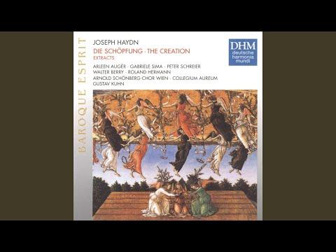 Die Schöpfung (The Creation) , H. 21/2, (Oratorio) : Mit Staunen Sieht Das Wunderwerk