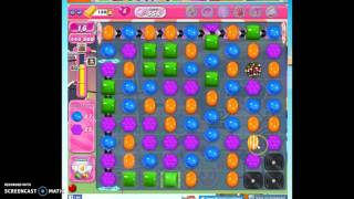 Candy Crush Level 555 help w/audio tips, hints, tricks