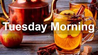 Tuesday Morning Jazz  Exquisite Autumn Bossa Nova Jazz Music