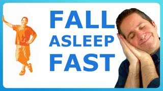 FALL ASLEEP FAST - top 5+ ideas!
