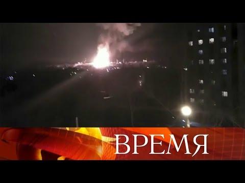 СМИ: один человек погиб врезультате пожара наКазанском пороховом заводе.