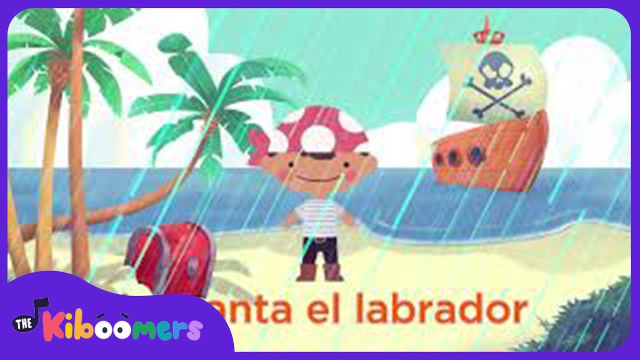 Que Llueva Que Llueva | Canciones infantiles | The Kiboomers |  niños | bebes
