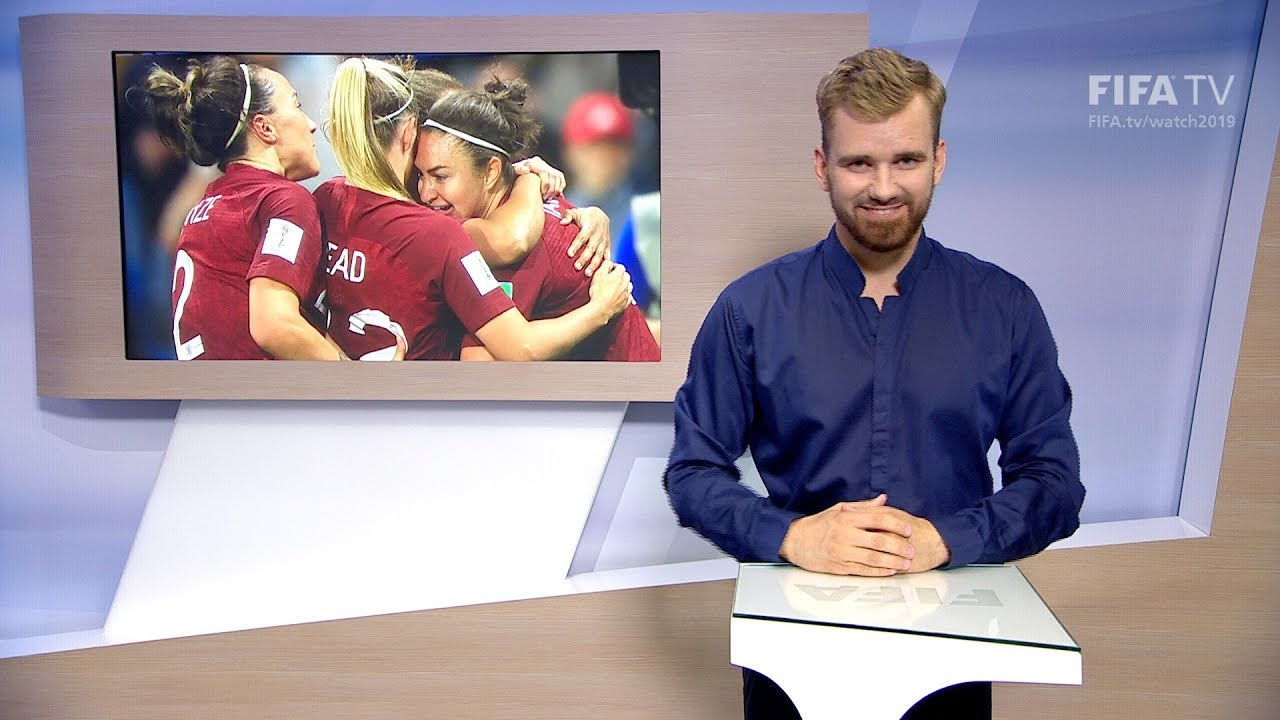 Download Matchday 8 - France 2019 - International Sign Language for the deaf and hard of hearing