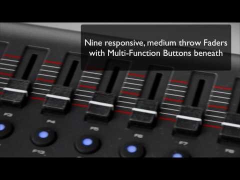 M-Audio Axiom 49 2nd Gen USB Controller Keyboard First Look
