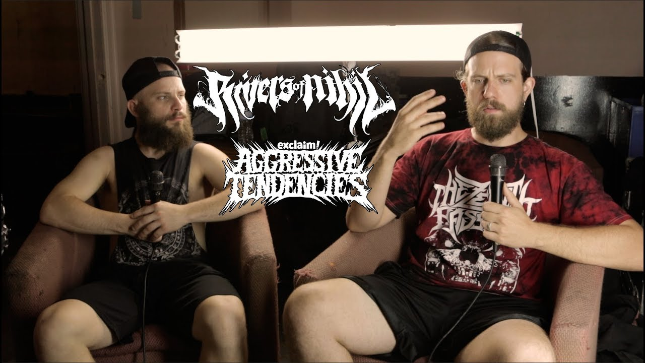 Rivers of Nihil may ditch saxophone for dissonant follow-up to progressive 'Where Owls Know My Name'