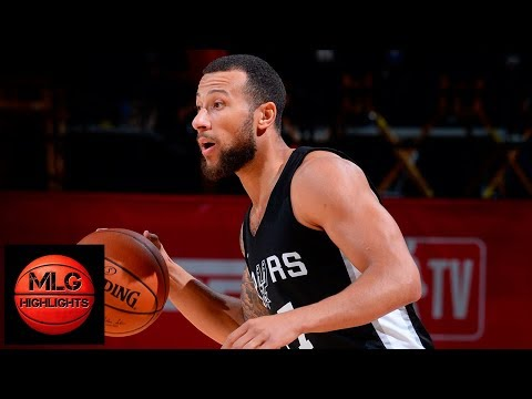 San Antonio Spurs vs Indiana Pacers Full Game Highlights / July 7 / 2018 NBA Summer League