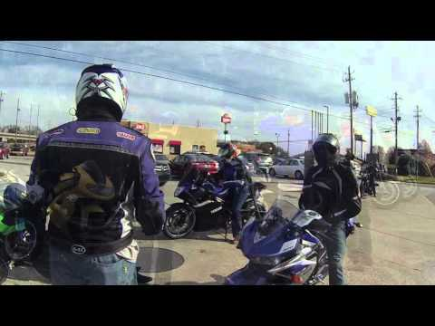 AMR Ride to Talladega National Forest December 2015