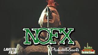 Filmen från NOFX-konserten i torsdags! Kanske den ösigaste konserte...