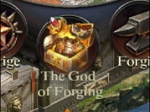 Clash Of Kings : The GOD Of FORGING Event - TIPS