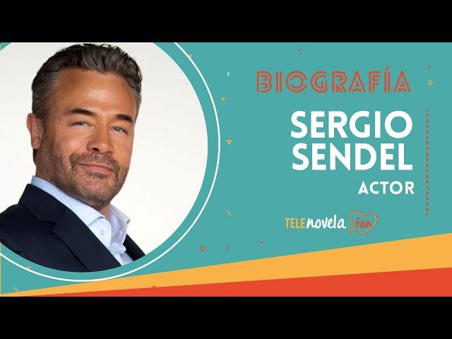 Biografía de Sergio Sendel