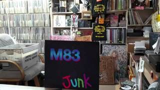 AR Record-CD Exchange Presents M83 - Where's The Junk?