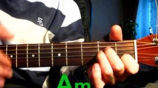Андрей Бандера - Ивушки Тональность (Em) Песни под гитару