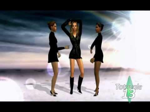 Beyoncé - Sweet Dreams (Sims 2) HQ