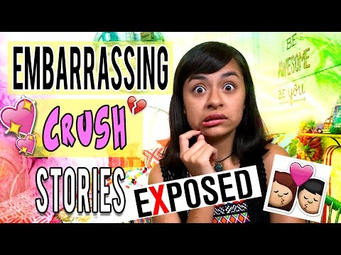 My Crush - Embarrassing Stories Exposed : JUST GISELLE // GEM Sisters