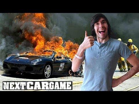 CAOS Y DESTRUCCION | Next Car Game | JuegaGerman